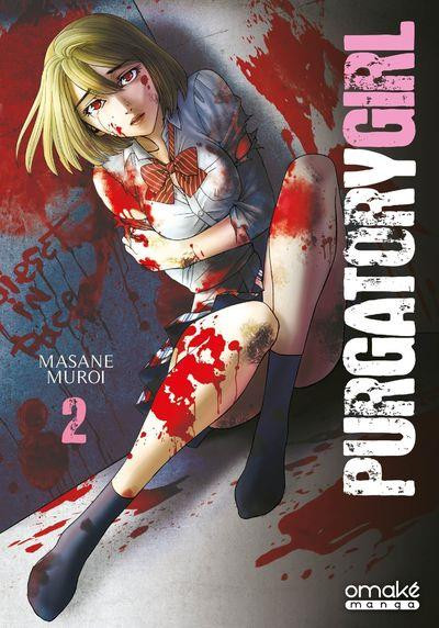 Couverture Purgatory girl tome 2