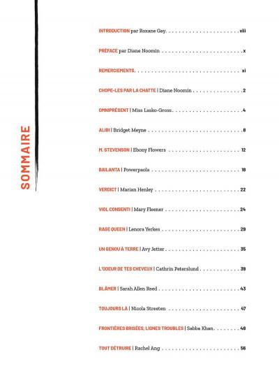 Page 5 Balance ta bulle - 60 dessinatrices témoignent du harcèlement et de la violence sexuelle