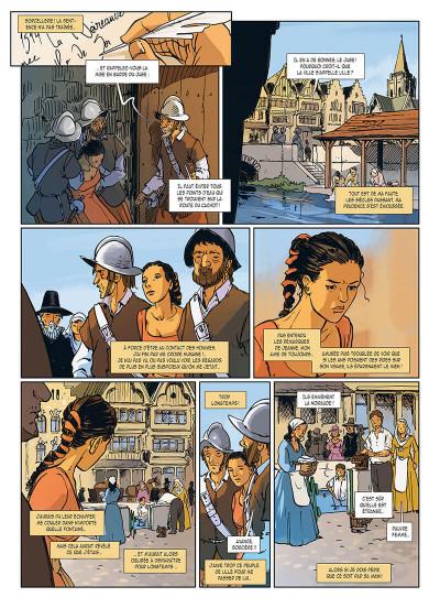 Page 1 Lille en BD tome 2