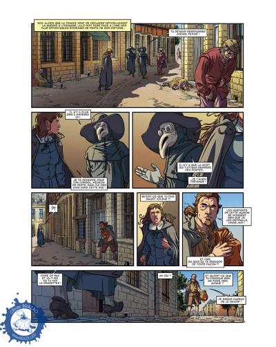 Page 2 Lille en BD tome 2