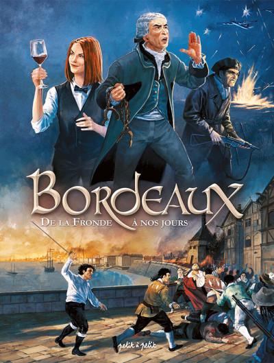 Couverture Bordeaux en BD tome 2