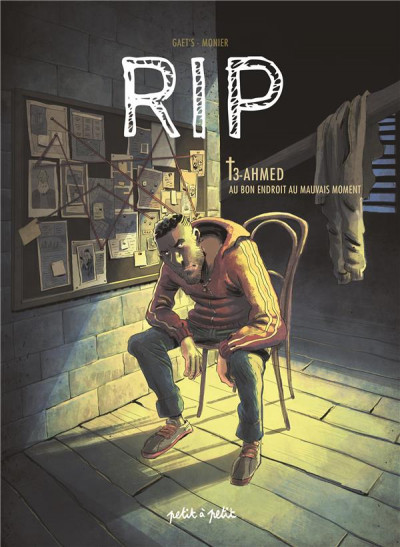 Couverture Rip tome 3