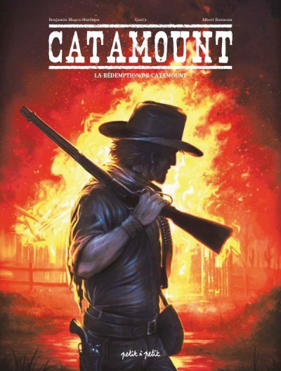 Couverture Catamount tome 4