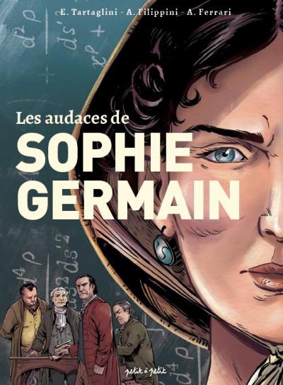 Couverture Les audaces de Sophie Germain