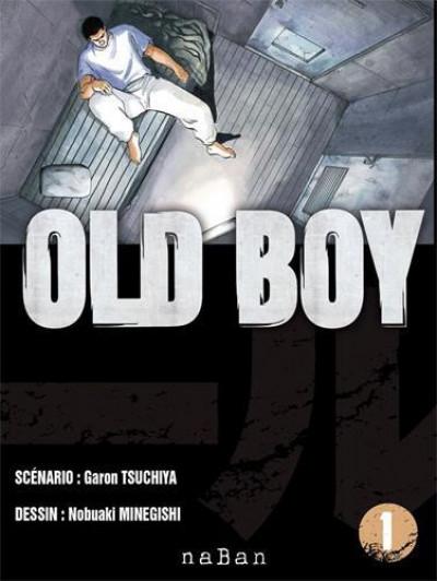 Couverture Old Boy - édition double tome 1