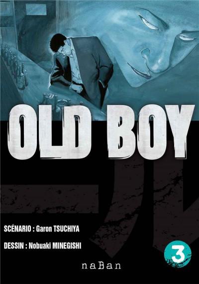 Couverture Old Boy - édition double tome 3