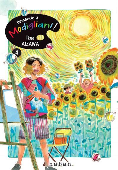 Couverture Demande à Modigliani ! tome 4