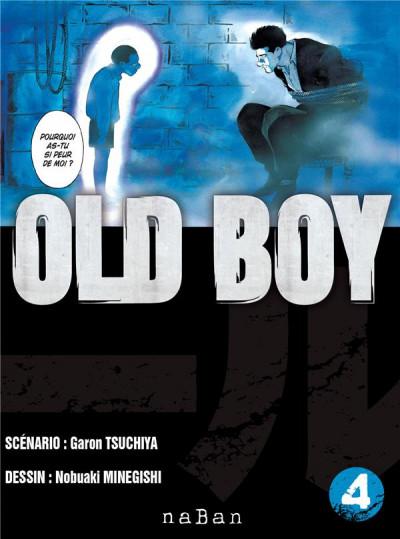 Couverture Old Boy - édition double tome 4