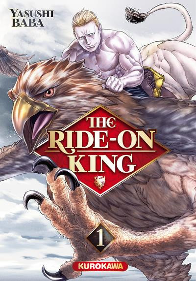 Couverture The ride-on king tome 1