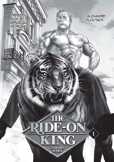 Page 3 The ride-on king tome 1