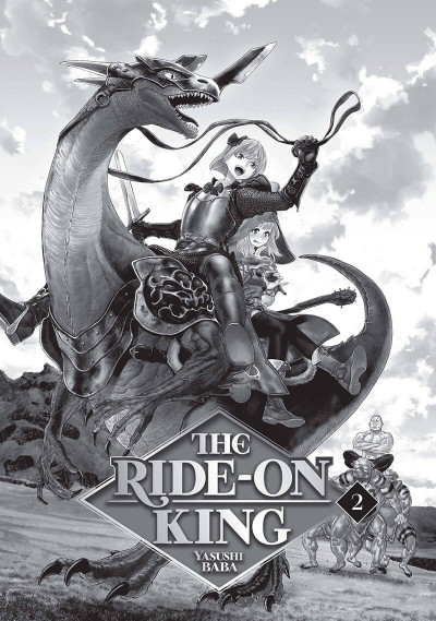 Page 2 The ride-on king tome 2