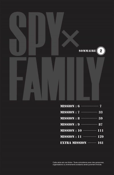 Page 5 Spy x family tome 2