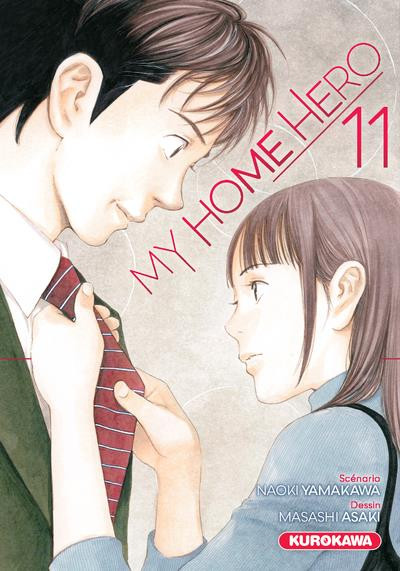 Couverture My home hero tome 11