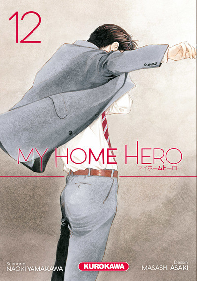 Couverture My home hero tome 12