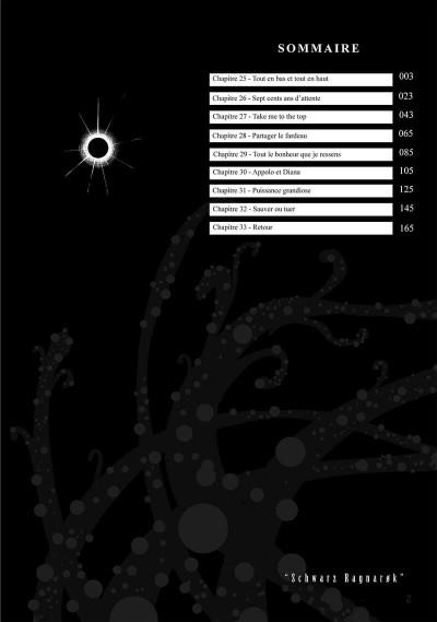 Page 3 Schwarz ragnarok tome 4