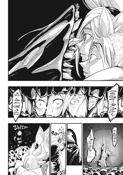 Page 5 Schwarz ragnarok tome 4