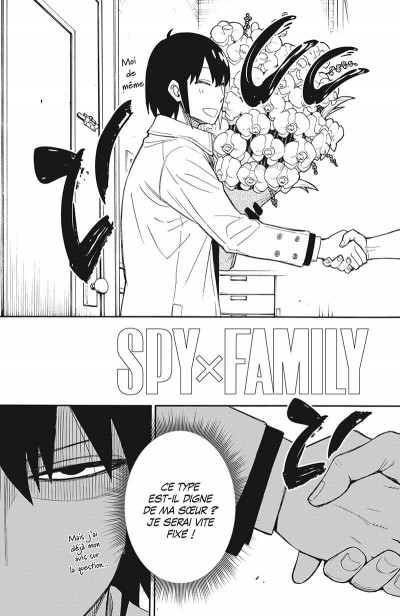 Page 8 Spy X family tome 3
