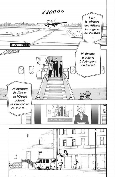Page 8 Spy X family tome 4