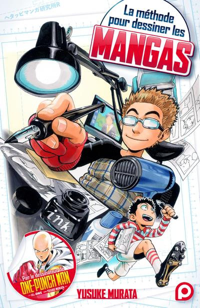 Couverture La méthode pour dessiner les mangas