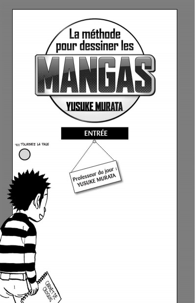 Page 2 La méthode pour dessiner les mangas