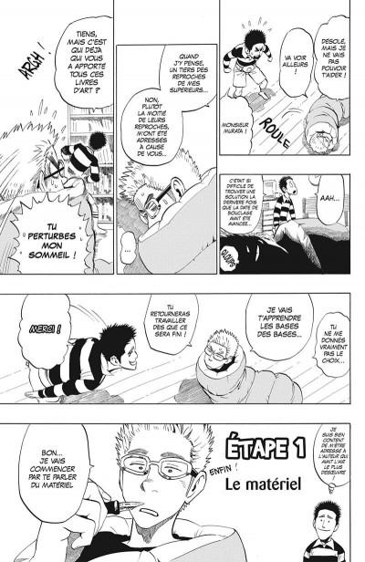 Page 6 La méthode pour dessiner les mangas