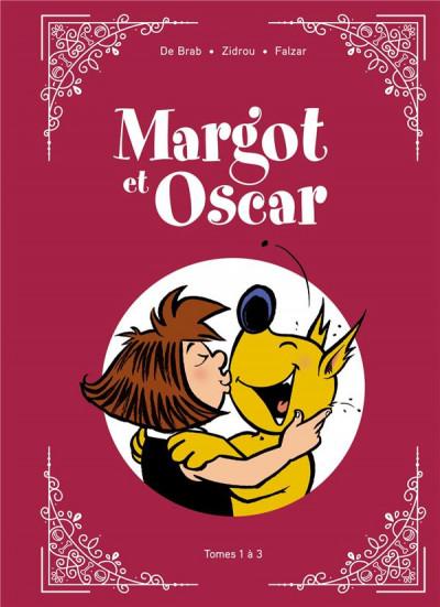Couverture Margot et Oscar - intégrale tome 1