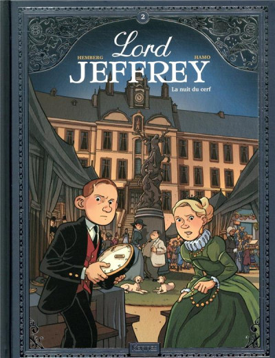 Couverture Lord Jeffrey tome 2