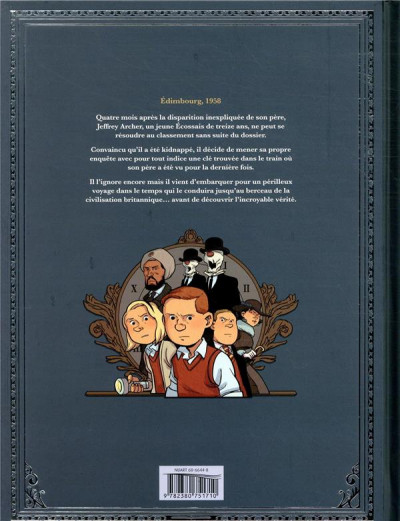 Dos Lord Jeffrey tome 2