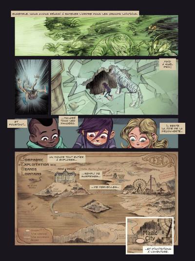 Page 6 Ninn tome 5 + ex-libris offert