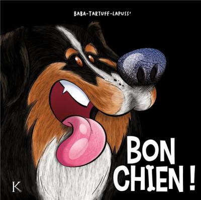 Couverture Bon chien ! tome 2