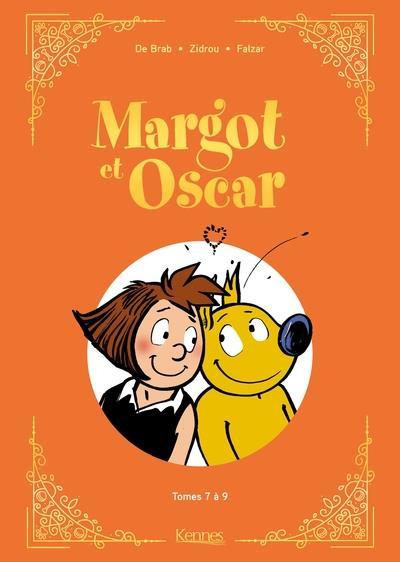 Couverture Margot et Oscar - intégrale tome 3