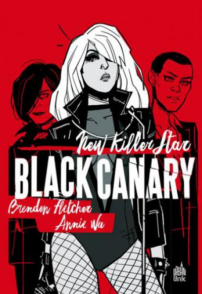Couverture Black Canary - New killer star