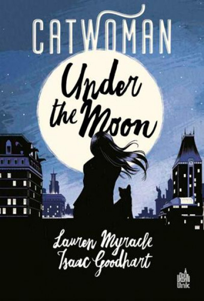 Couverture Catwoman - Under the moon