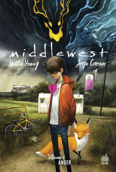 Couverture Middlewest tome 1