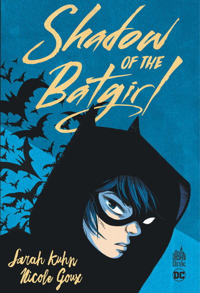 Couverture Shadow of the batgirl