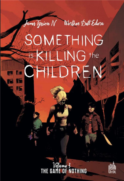 Couverture Something is killing the children tome 3