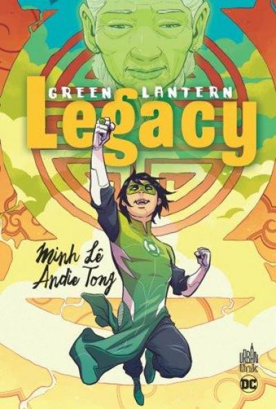 Couverture Green lantern - legacy