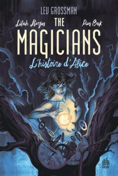 Couverture The magicians tome 1