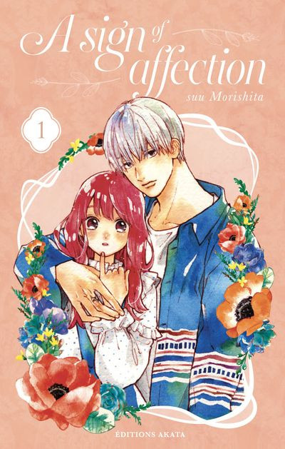 Couverture A sign of affection tome 1
