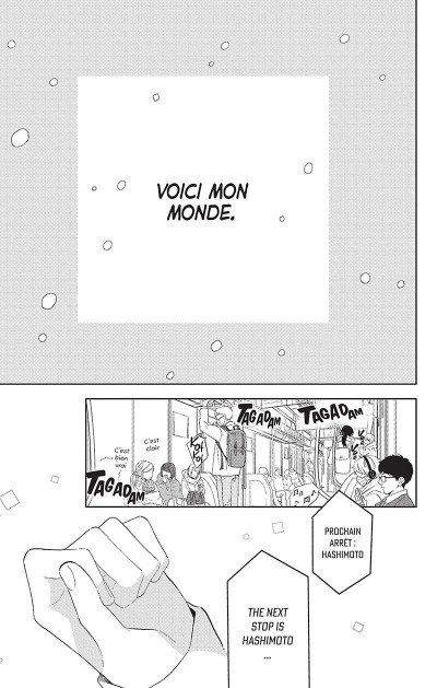 Page 8 A sign of affection tome 1