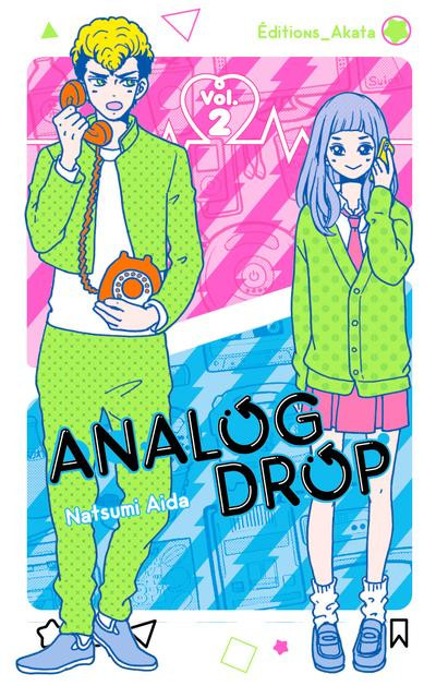 Couverture Analog drop tome 2