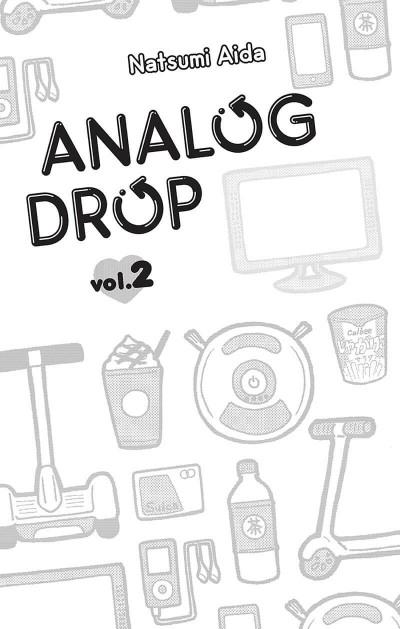 Page 2 Analog drop tome 2