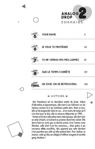 Page 3 Analog drop tome 2