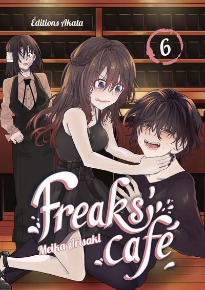 Couverture Freaks' café tome 6