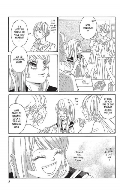 Page 6 Don't fake your smile tome 6