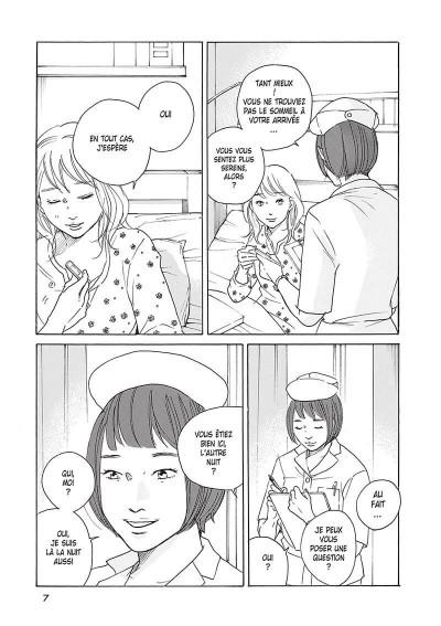 Page 8 En proie au silence tome 6