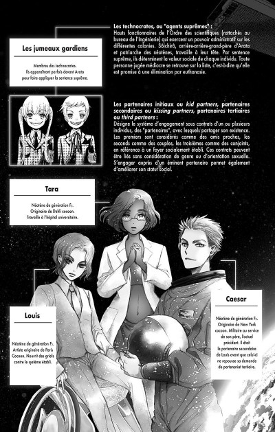 Page 4 Nos temps contraires tome 4