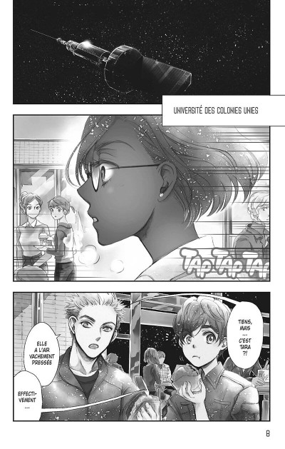 Page 9 Nos temps contraires tome 4