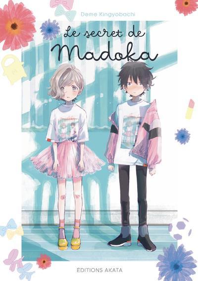 Couverture Le secret de Madoka