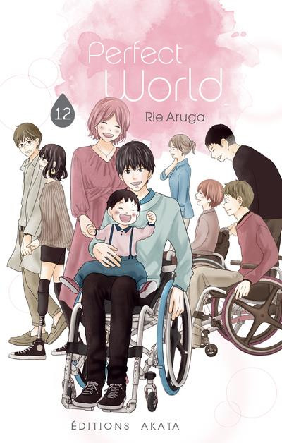 Couverture Perfect world tome 12 (éd. collector)